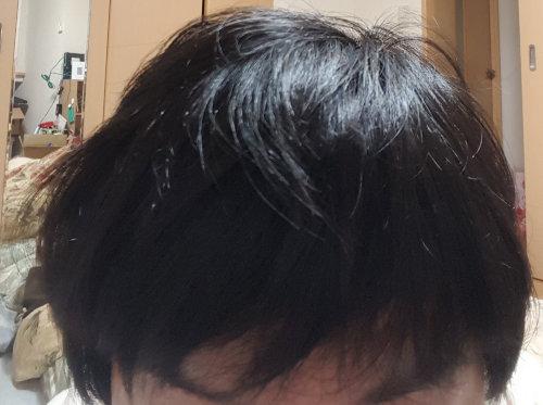 豆乳で毛が生えた?